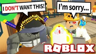 I WORKED AT A COFFEE SHOP AND THIS HAPPENED... (Roblox)