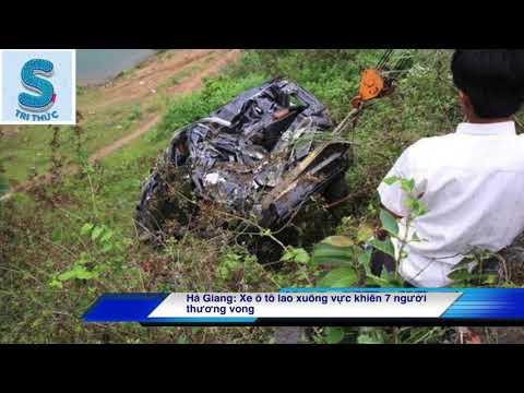 Hà Giang: Xe U oát lao xuống vực khiến 3 người tử vong