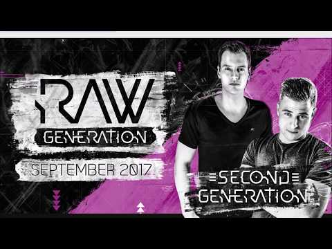 RAW GENERATION | SEPTEMBER 2017 (RAWSTYLE - EXTRA RAW)