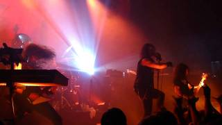 Moonspell - Lickanthrope (live in Minsk - 29.02.12)