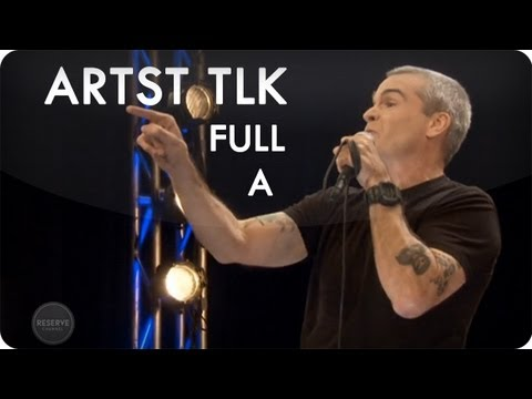 Henry Rollins Sits Down With Pharrell Williams | ARTST TLK™ Ep. 5A Full | Reserve Channel