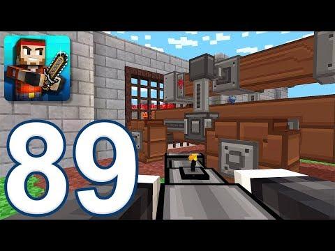 Pixel Gun 3D - Gameplay Walkthrough Part 89 - New Update Clan Siege (iOS, Android)