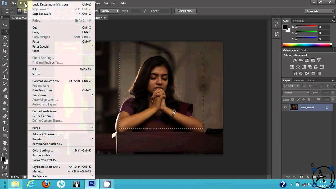 Photoshop Tamil Tutorial Pdf