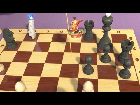 Фиксики - Шахматы