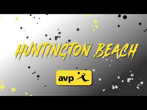 AVP Huntington Beach Open 2019: Sizzle Reel