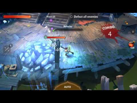 Dungeon Hunter 5 - Trial Of Elements - Befouler Bug Undead