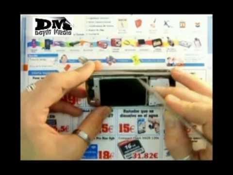 "Change Display Nokia 6210 Navigator-Cambiar Pantalla Lcd 6210 Navigator ""Doyin-Media"""