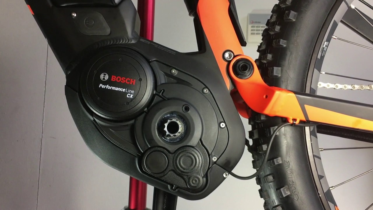 Lupine Sl B Installation For Bosch E Bike English Youtube