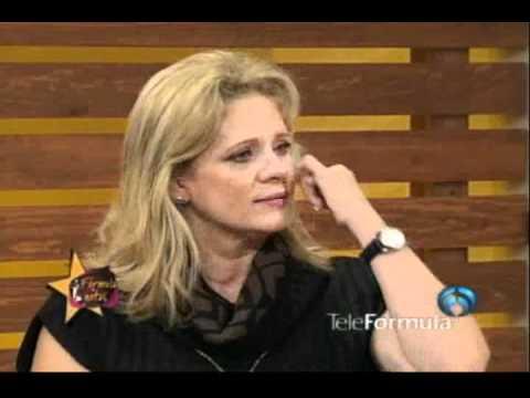 Érika Buenfil En Formula Notas (con Matilde Obregón)