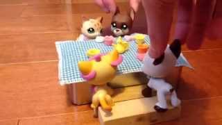 Lps: my life as a princess ep.2 ( awkward )