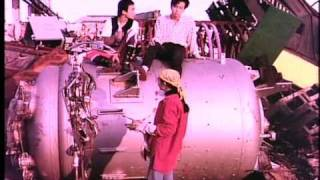 90年3月公開 監督 坂西伊作 出演者 岡村靖幸/金山一彦/藤井かほり/戸川純.