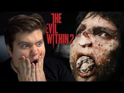 видео: ВРЕМЯ ЖРАТВЫ! (ЖЕСТЬ) - The Evil Within 2 #2
