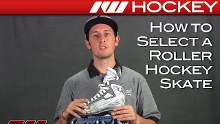 How to Select a Roller Hockey Skate
