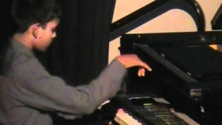 Eshan Denipitiya Performing a Gershwin Medley