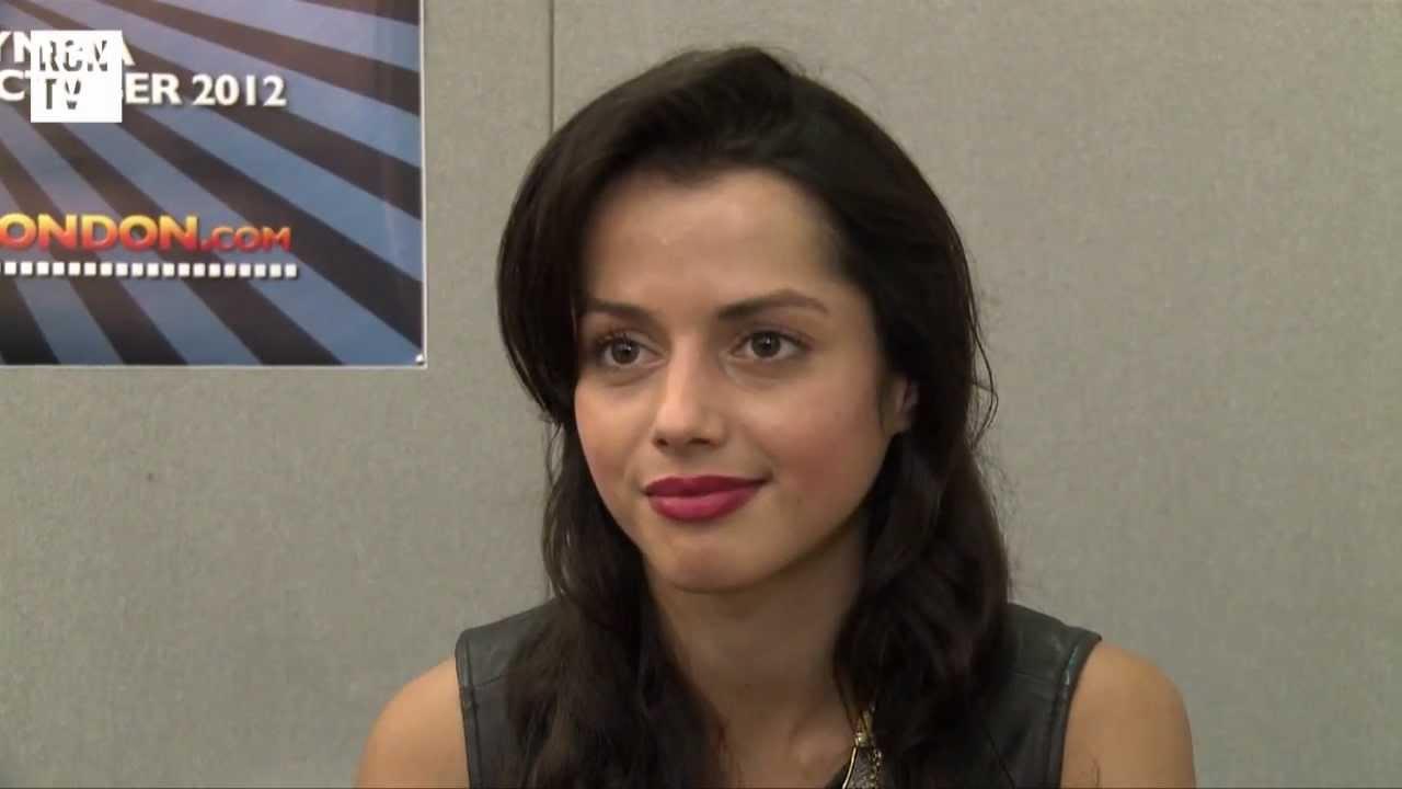 Game of Thrones Irri - Amrita Acharia Interview - YouTube