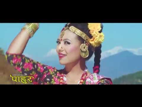 NEW NEPALI MAGAR MOVIE SONG 2018 || PAHUR || LEKAIMA PHOOLYO || SANGITA RANA