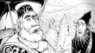 Zanjan Graphic Novel Book Trailer