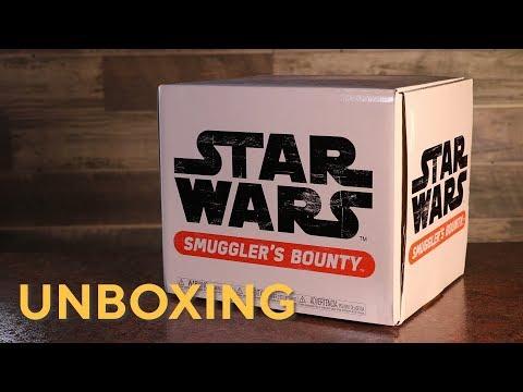 Funko Star Wars Smugglers Bounty Box Cloud City Theme