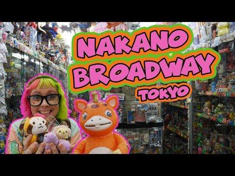 Nakano Broadway Tokyo- Toy Shopping