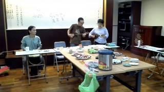 日本友人教唱日文童謠(西蓮板橋講堂日文課)