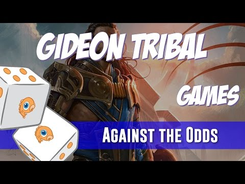 Against the Odds: Gideon Tribal (Games)