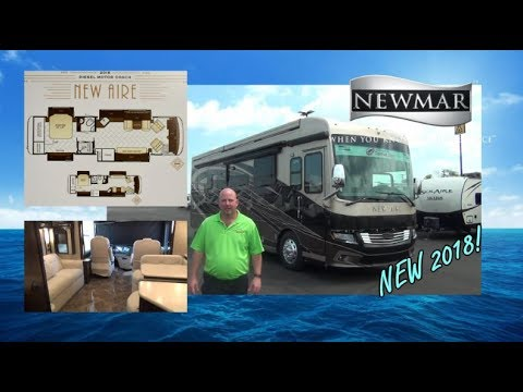 Original NEW 2018 Newmar New Aire 3343  Mount Comfort RV  YouTube