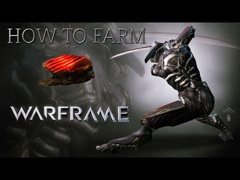 Warframe - How to get Tellurium Easily and Quickly!