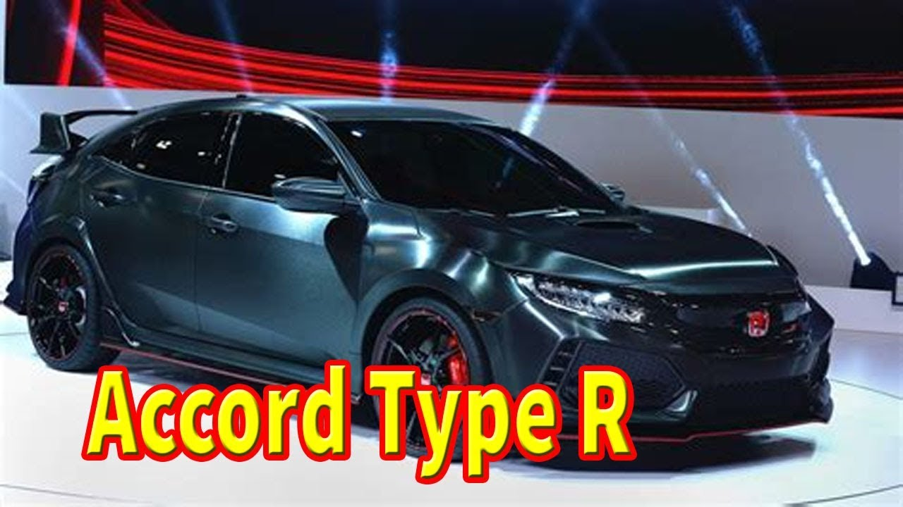 2020 honda accord type r release date 2020 honda accord type r specs new cars buy youtube