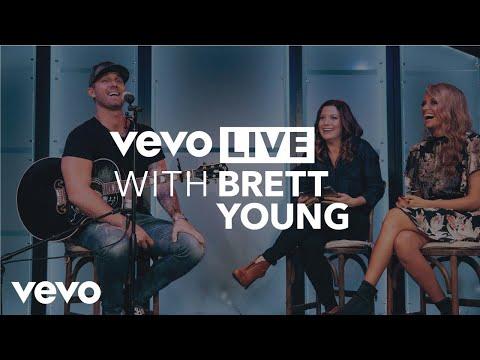 Brett Young - Like I Loved You – Vevo Live at CMA Awards 2017