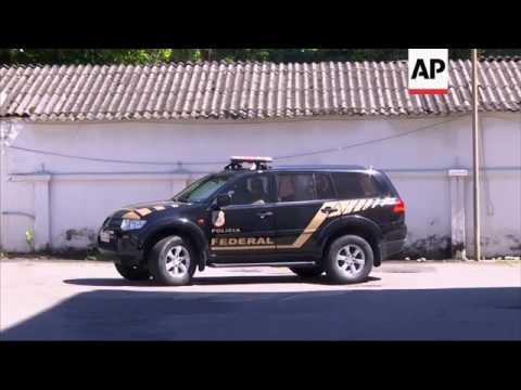 Brazilian executive faces corruption charges