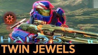 Video Halo 5: Guardians - Twin Jewels of Maetrhillian + 2 Damage Boosts download MP3, 3GP, MP4, WEBM, AVI, FLV Agustus 2017