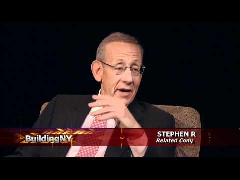 BuildingNY: Stephen Ross