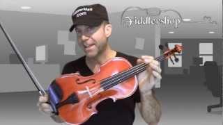 Fiddlerman Apprentice Violin
