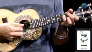 Farofa Carioca e Seu Jorge - São Gonça (como tocar - aula de cavaquinho)