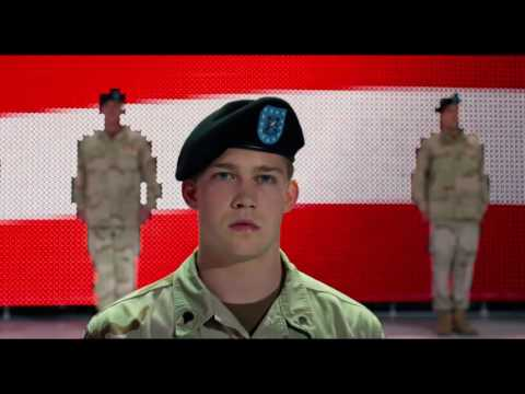 Asian premiere of Billy Lynn movie using Christie laser