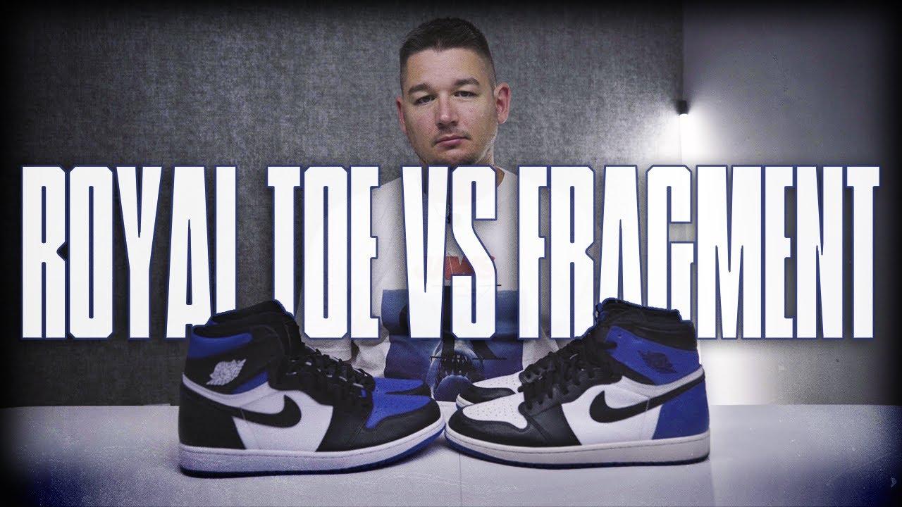 BuzaDaniel.com: Air Jordan 1 Retro HI OG Royal Toe VS Fragment #54