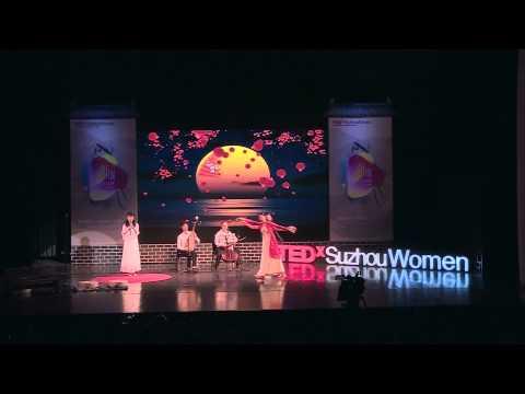 Gu Su Ya Yue Fang | Traditional Chinese Elegant Music of Suzhou | TEDxSuzhouWomen
