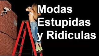 TOP MODAS MAS ENFERMAS DEL MUNDO