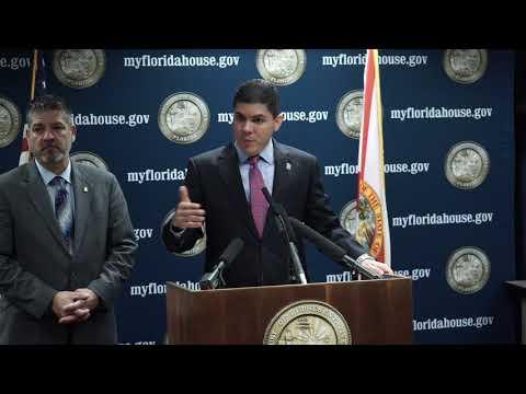 FULL: 01.09.2018 Representative Bob Cortes and Puerto Rican House Members