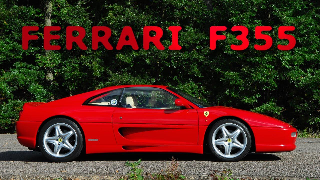 Ferrari f355 0-60