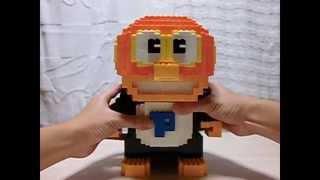 レゴブロックで「パーマン2号」の『ブービー』を作ってみました~♪ 作り...