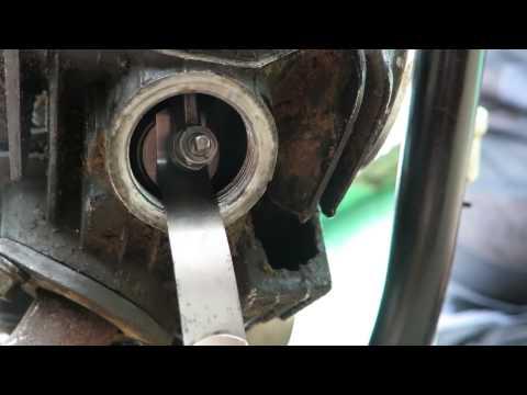 Как отрегулировать клапана на мопеде