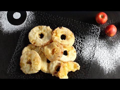 사과를 먹는 특별한 방법, 후라이드 애플링