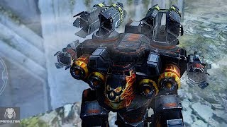 MRK II Natasha With Exodus Tearing Through All Robots | Epic Gameplay | War Robots
