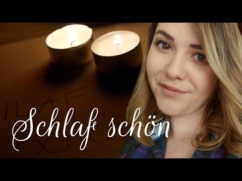 ASMR Schlaf Schön ♡ Gute Nacht Geschichte - geflüstertes Märchen | deutsch/german