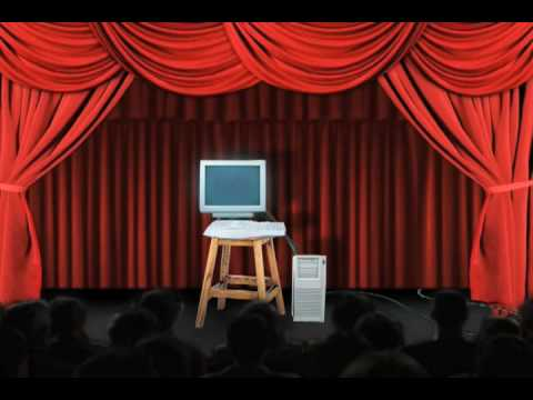 The Comedy Computer: the economy