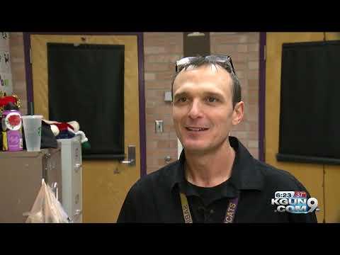 Teacher of the Year: Kris Kissel of Sabino High School