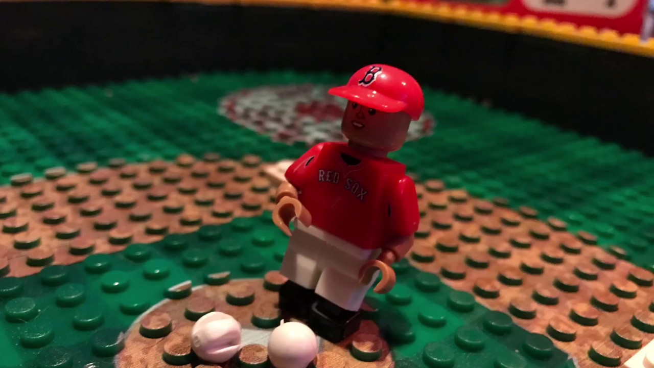 ae1680b16c0 Oyo Boston Red Sox Home Run Derby Field! - YouTube