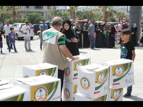 الحملة السعودية توزع وجبات إفطار صائم على السوريين في #تركيا  - نشر قبل 6 ساعة