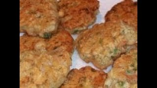 Zucchini And Shrimp Fritters | EASY TO LEARN | QUICK RECIPES